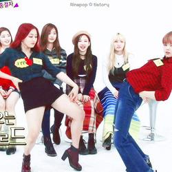 트와이스 멤버 표정 포즈 웃긴 패션 정연 JYP